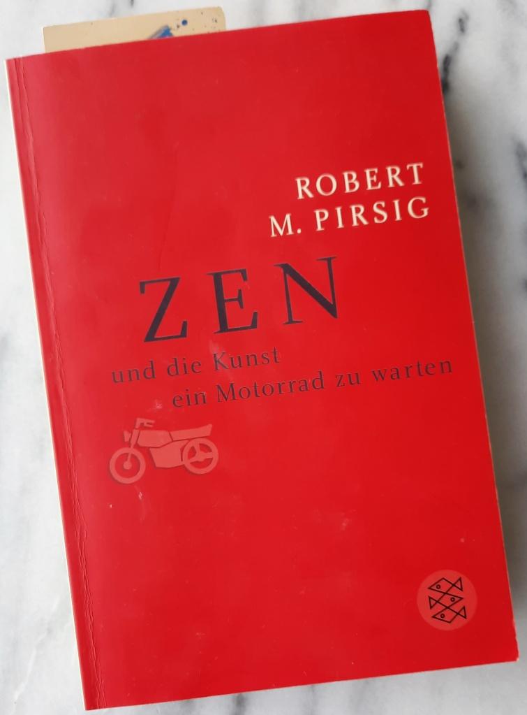 Zen und die Kunst, ein Motorrad zu warten, Foto: Alexa Schober
